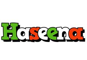 Haseena venezia logo
