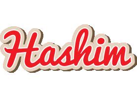 Hashim chocolate logo
