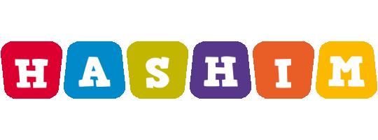 Hashim daycare logo