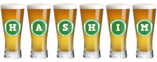 Hashim lager logo