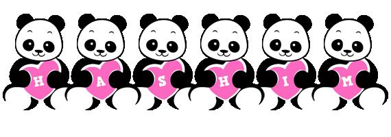 Hashim love-panda logo
