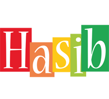 Hasib colors logo