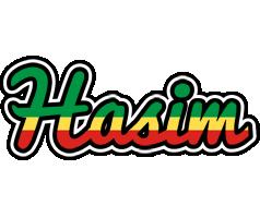 Hasim african logo