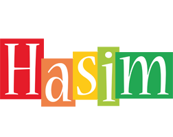 Hasim colors logo