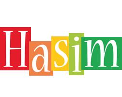 Hasim colors logo