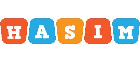 Hasim comics logo