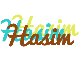 Hasim cupcake logo