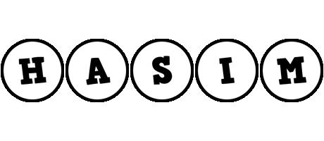 Hasim handy logo