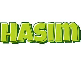 Hasim summer logo