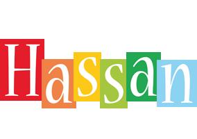 Hassan colors logo