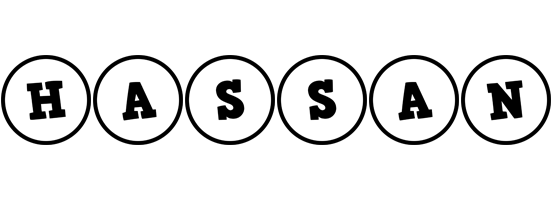 Hassan handy logo