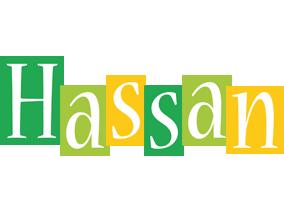 Hassan lemonade logo