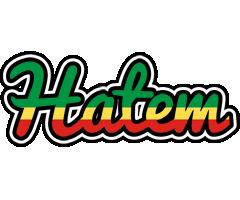Hatem african logo