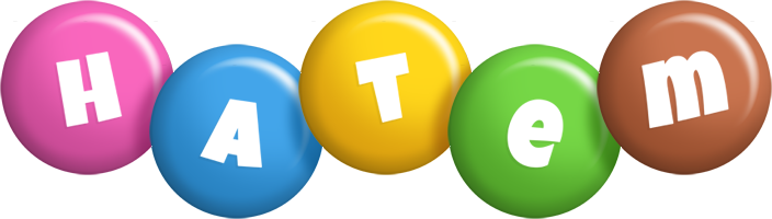 Hatem candy logo