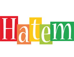 Hatem colors logo