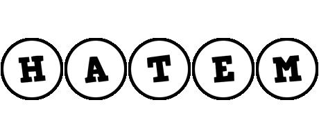 Hatem handy logo