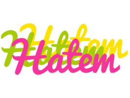 Hatem sweets logo