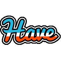 Have america logo
