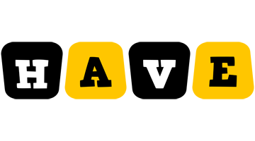 Have boots logo