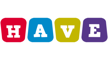 Have daycare logo