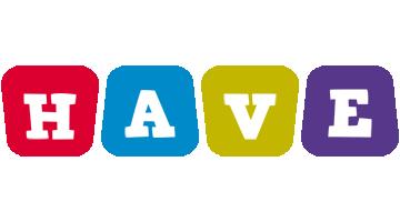Have kiddo logo