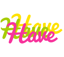 Have sweets logo