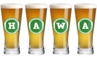 Hawa lager logo