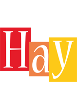 Hay colors logo