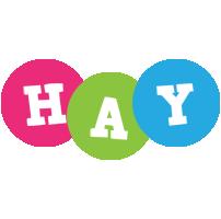 Hay friends logo
