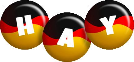 Hay german logo