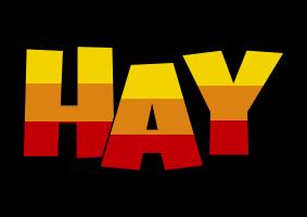 Hay jungle logo