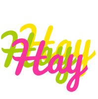 Hay sweets logo