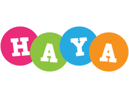 Haya friends logo