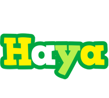 Haya soccer logo