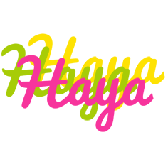 Haya sweets logo