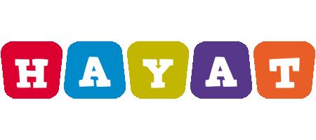 Hayat kiddo logo