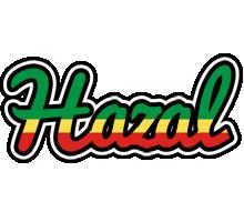 Hazal african logo