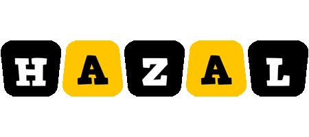 Hazal boots logo