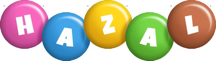 Hazal candy logo