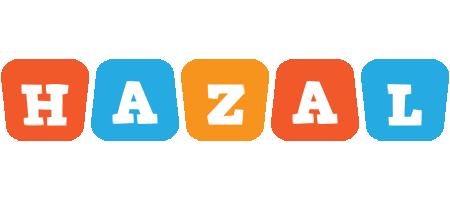 Hazal comics logo