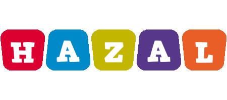 Hazal daycare logo