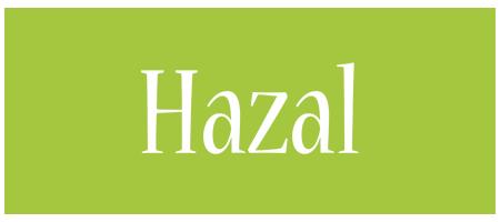 Hazal family logo