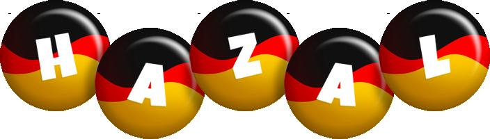 Hazal german logo