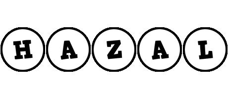 Hazal handy logo