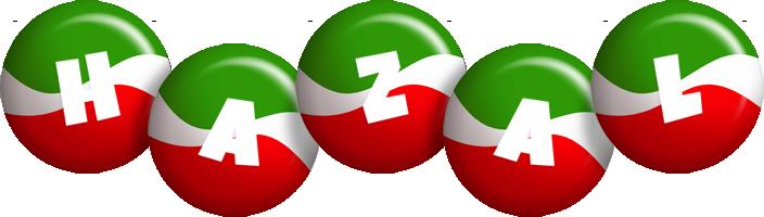 Hazal italy logo