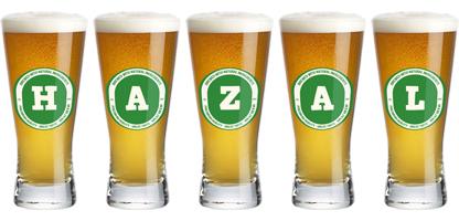 Hazal lager logo