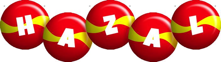 Hazal spain logo