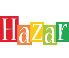 Hazar colors logo