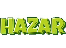Hazar summer logo