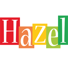 Hazel colors logo